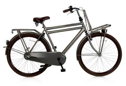 popal-daily-dutch-basic-heren-28-inch-titanium-bruin