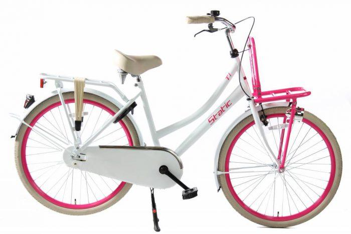 static-cargo-wit-roze-26-inch-meisjes-transportfie
