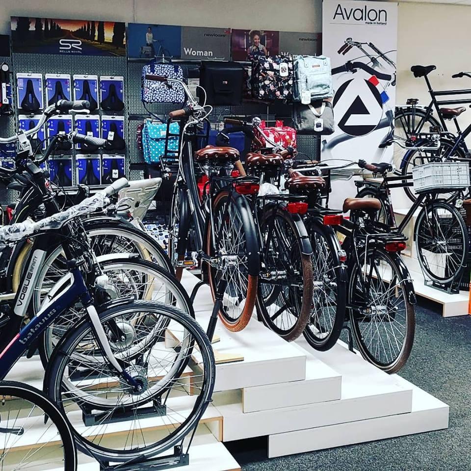 Fietswinkel Rotterdam Fietshemel Elektrische fietsen Transportfietsen bakfietsen Driewielers