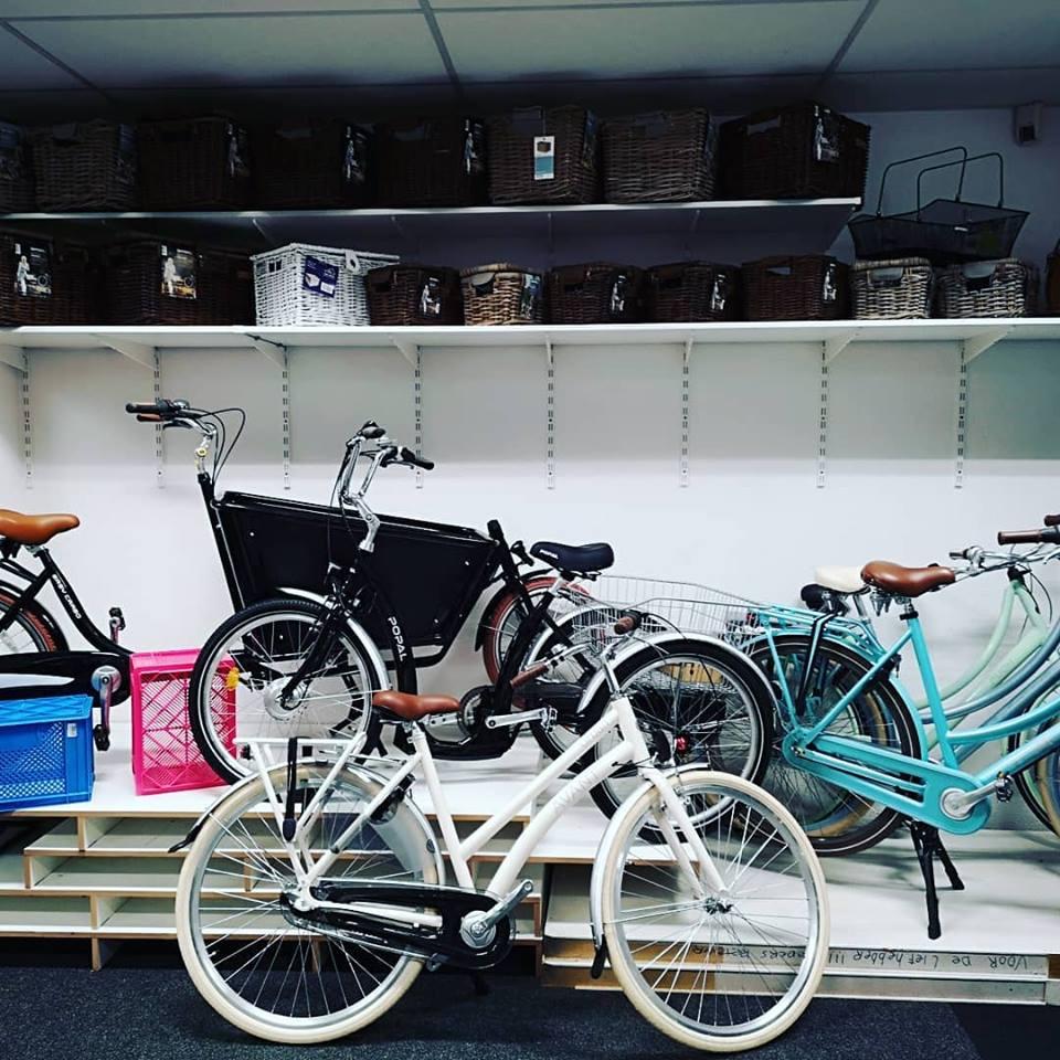 Fietswinkel Rotterdam Fietshemel betaalbare Elekrische fietsen aanbieding bakfietsen transportfietsen