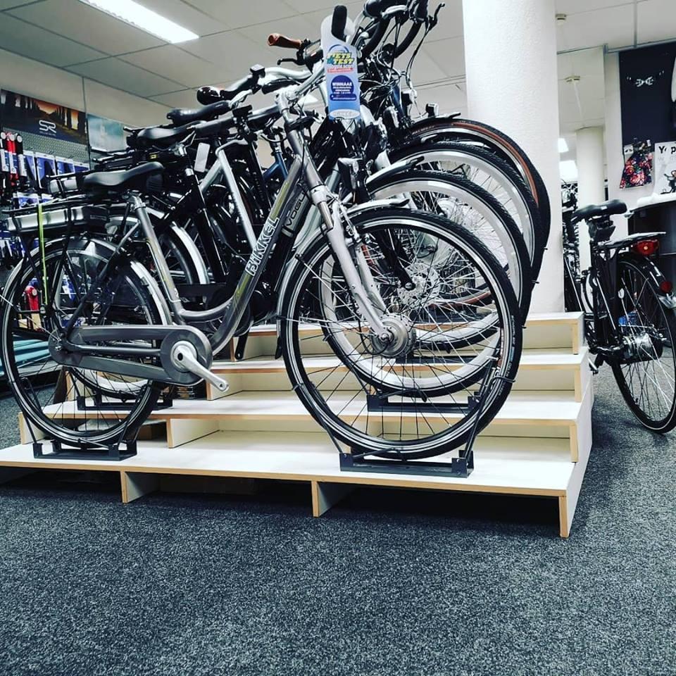 Elektrische fietsen kopen Bikkel Hollandia fietsen kopen bij fietswinkel Rotterdam