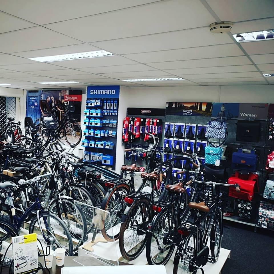 Transportfiets kopen bij Fietsenwinkel Rotterdam De grootste fietsenwinkel voor al uw fiets wensen