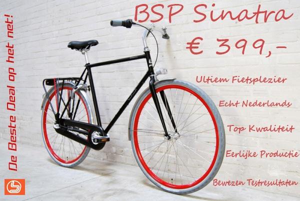 BSP fietsen kopen doe je bij Fietshemel Rotterdam De grote fietsenwinkel van Rotterdam