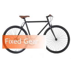 Fixed Gear Fiets kopen bij Fietsenwinkel Rotterdam Fixie