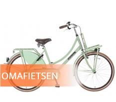 Omafiets kopen bij fietsenwinkel Rotterdam Omafiets transportfiets