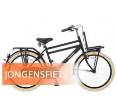 Jongensfiets kopen bij fietsenwinkel Rotterdam 26 inch Transportfiets